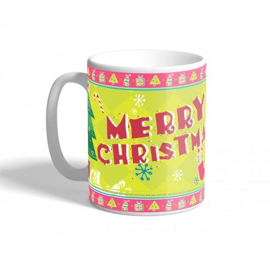 merry xmas mug