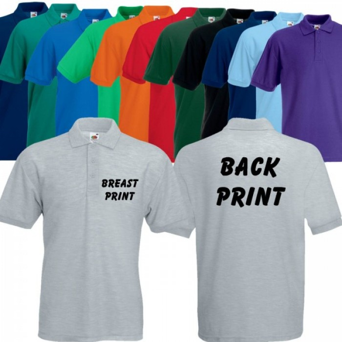 Custom print kids polo t shirt for Personalized polo shirts for toddlers
